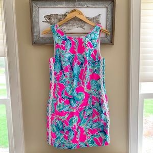 """🆕Lilly Pulitzer, """"Mila"""" Shift, Lobsters in Love"""